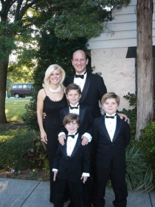 The Winters Family where the Sons were just little sons