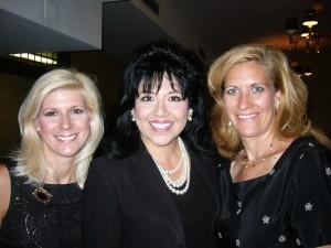 Corby, Debra and Anna